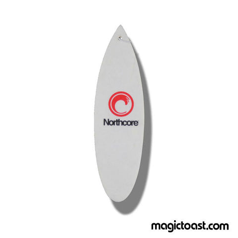 Northcore - Coconut Air Freshener Car Smell Surf-Magic Toast