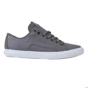 Diamond Supply Co. - Brilliant Low Shoe - Grey Canvas SALE-Magic Toast