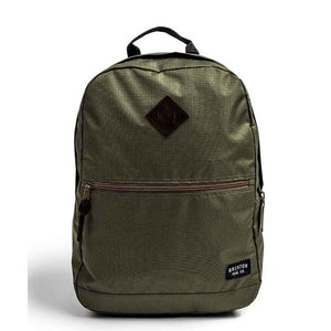 Brixton - Carson Backpack Bag - Olive Green SALE-Magic Toast