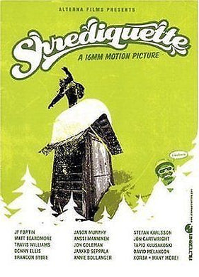 Alterna Films - Shrediquette - Snowboard DVD-Magic Toast