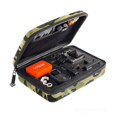 GoPro - POV Sp Gadgets Storage Case Bag Camo for GoPro-Magic Toast