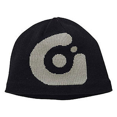 Gravis - Logo Beanie - Black-Magic Toast