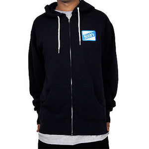 Stepchild Snowboards - Sucks Pullover Hoodie - Navy SALE-Magic Toast