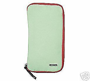 Gravis - Terminal Case Cotton Travel Wallet - Mint-Magic Toast