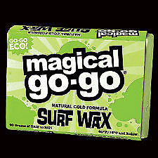Eco Surf Wax All Natural Cold Water Magical Surfboard-Magic Toast