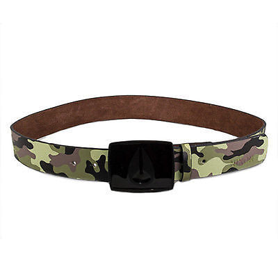 Nixon - Enamel Icon Belt - Woodland Large 37