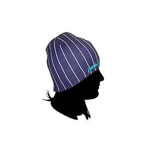 Landing Street/Snowboard Baseball Beanie Hat - Blue **SALE**-Magic Toast