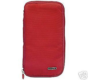 Gravis - Terminal Case Travel Wallet - Red-Magic Toast