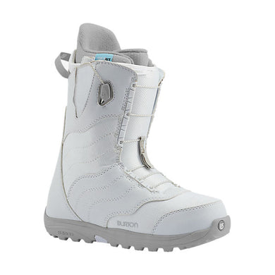 Burton - Winter 2016/17 Womens Mint Snowboard Boot - White/Grey SALE-Magic Toast