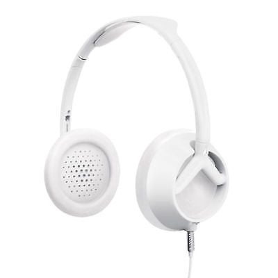 Nixon - Trooper On Over Ear Headphones - White-Magic Toast