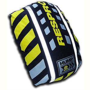 REFLECT Respro HUMP Back Pack Waterproof Hi-Viz CMC rucsac cover YELLOW-Magic Toast
