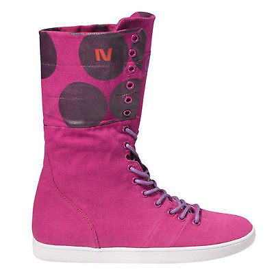 Gravis - Tasha Super Hi Boysenberrys Womens Shoes - Pink-Magic Toast