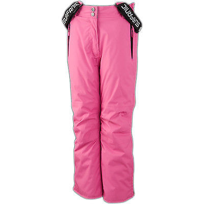 Surfanic Winter 2011/12 KIDS/GIRLS BIP Surftex Pants-Magic Toast