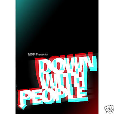 Down With People - Snowboard DVD - All Region SALE-Magic Toast