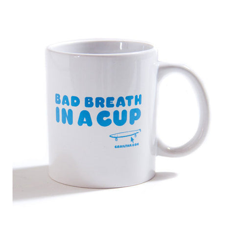 Crailtap - Bad Breath In A Cup Mug-Magic Toast