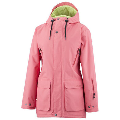 Airblaster - Nicolette Jacket Womens - Coral SALE-Magic Toast