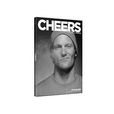 Cheers - The People - Snowboard DVD - All Region-Magic Toast