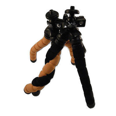 XSories - GoPro Octopus Grip Deluxe - Orange-Magic Toast