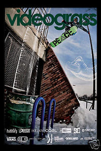 Videograss - Snowboard DVD - All Region-Magic Toast