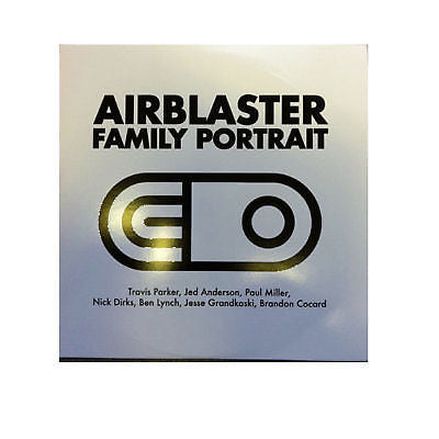 Airblaster - Family Portrait - Snowboard DVD - All region SALE-Magic Toast