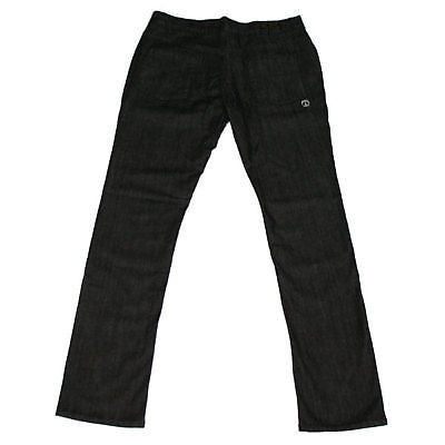 Gnarly Clothing Slim Fit Jean Black SALE-Magic Toast