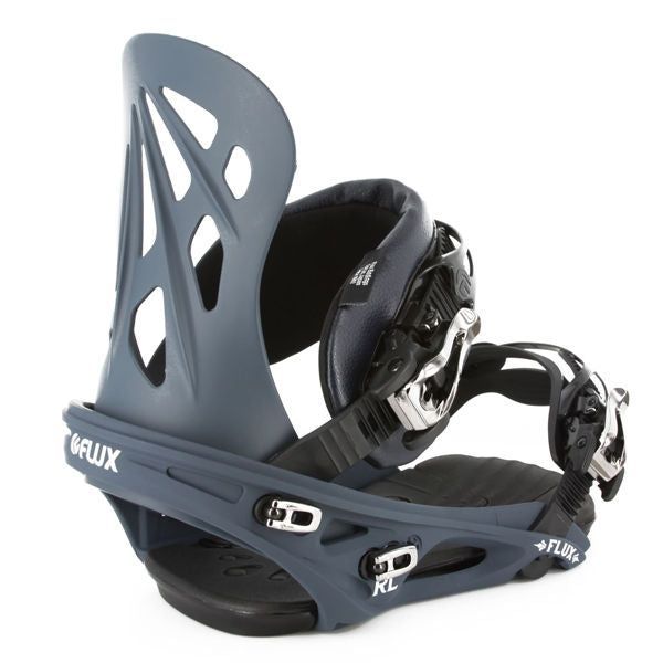Flux - Winter 2014/15 RL Men's Snowboard Binding - Navy SALE - Magic Toast