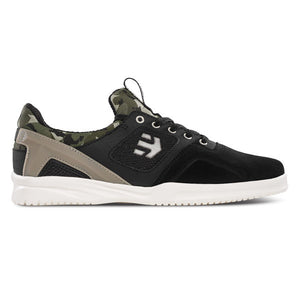 Etnies Highlight Skate/Skateboard Shoe Black/Camo SALE-Magic Toast