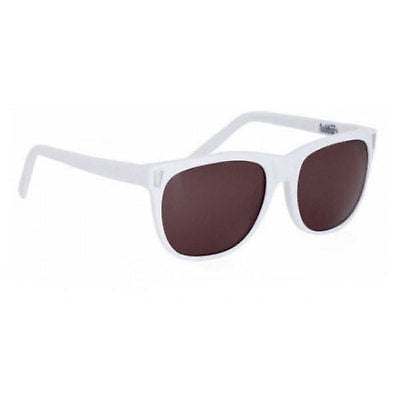 Ashbury Eyewear Day Tripper Sunglasses White **SALE**-Magic Toast