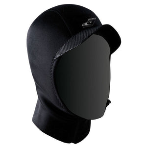 O'Neill - 1.5mm Hyperfreak Wetsuit Hood Neoprene - Black-Magic Toast
