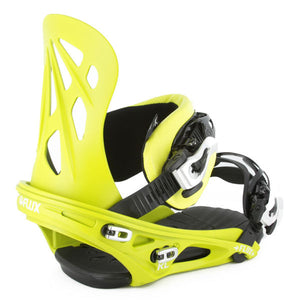 Flux - Winter 2014/15 RL Men's Snowboard Binding - Yellow SALE-Magic Toast