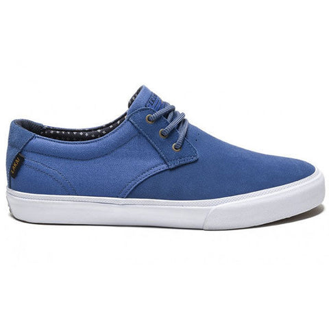 Lakai - MJ (Marc Johnson) Shoes - Blue Suede - SALE-Magic Toast