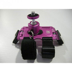 XSories - GoPro Action Mount - Pink Camera/Accessory-Magic Toast