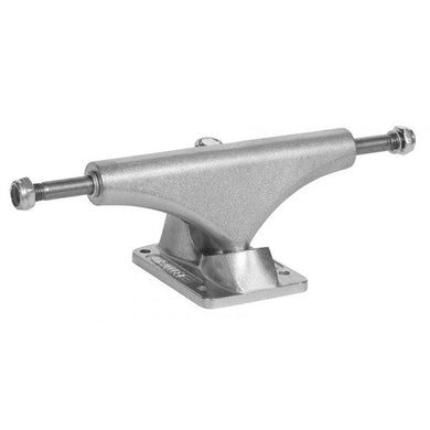 Bullet - 150mm Skateboard Trucks Raw Silver - For Skateboard Deck Size 8.25
