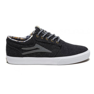Lakai - Griffin Phantom Textile - Grey Shoes SALE-Magic Toast