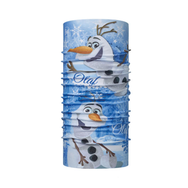 Buff - Frozen Olaf Blue Jnr Facemask/Snood/Ski-Magic Toast