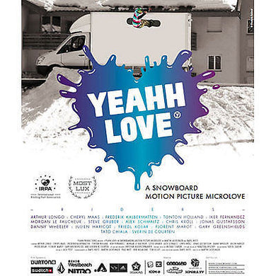 Yeahh Love - Snowboard DVD-Magic Toast