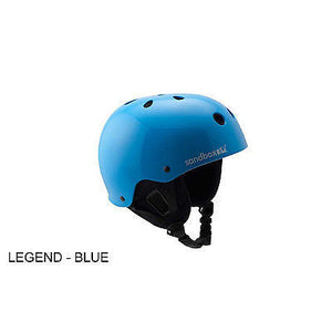 Sandbox - Brain Bucket Snowboard Helmet LEGEND - Certified Blue L/XL - Magic Toast