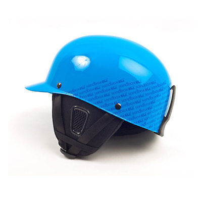 Sandbox Brain Bucket Snowboard EVA Hard Hat Blue S/M-Magic Toast