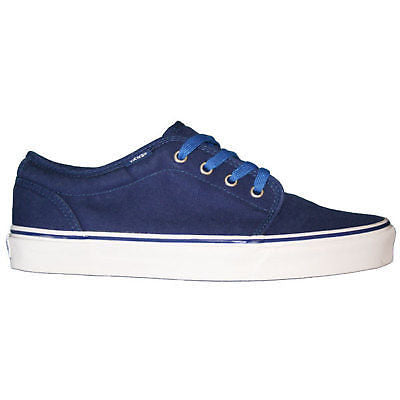 Vans - 106 Vulcanized Canvas Shoes Garment Dye Blueprint SALE-Magic Toast
