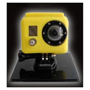 XSories - Silicone Cover For GoPro HD Camera - Yellow-Magic Toast