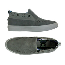 Diamond Supply Co. - Folk Slip On - Grey Suede-Magic Toast