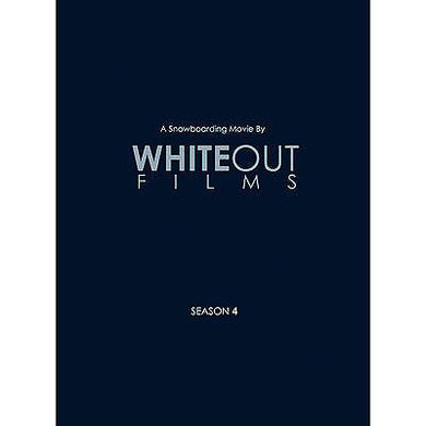 White Out Films - Season 4 - Snowboard DVD-Magic Toast