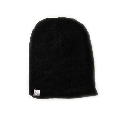 NEW Elm Company 10/11 Suspect Beanie Black-Magic Toast