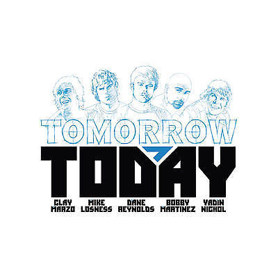 Tomorrow Today - Surfing DVD-Magic Toast