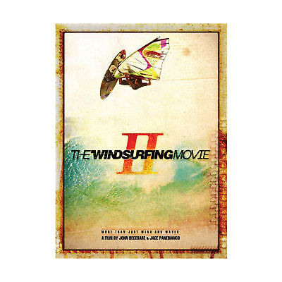The Windsurfing Movie 2 - DVD - All Region-Magic Toast