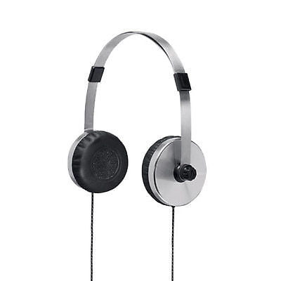 Nixon - Apollo On Over Ear Headphones - Silver/Black-Magic Toast