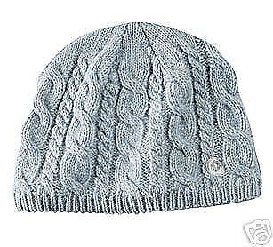 Gravis - Beanie Cable Knitted Hat - Blue-Magic Toast