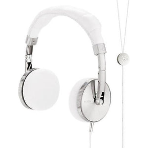 Nixon - Nomadic Headphones w/ Mic - White-Magic Toast