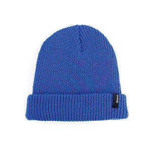 Brixton - Heist Beanie Hat - Royal Blue-Magic Toast