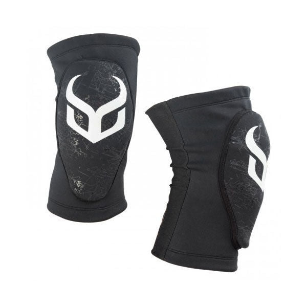 Demon Snow DS 5110 Soft Cap Pro Knee Guard Pads V2 Ski/Snowboard-Magic Toast
